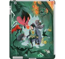 Journey into Misery iPad Case/Skin