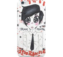 Stomachaches iPhone Case/Skin