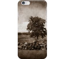 silence on the battlefield iPhone Case/Skin