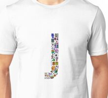 BS ABC's: J Unisex T-Shirt