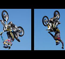 Freestyle Motocross in Motion by KDeSisto