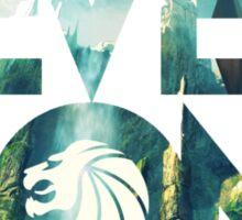 Seven Lions Sticker