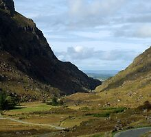 Gap of Dunloe, Killarney, Kerry, Ireland by CFoley
