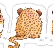 Tan Sticker