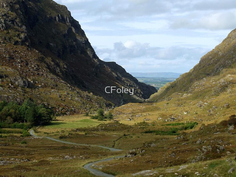 Gap of Dunloe - Killarney, Kerry, Ireland by CFoley