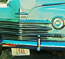 Plymouth 1946 by Susanne Correa