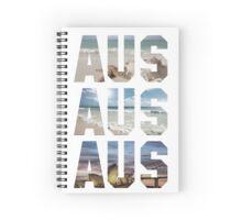 AUS AUS AUS Spiral Notebook