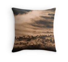 Samford Valley Sprits Throw Pillow
