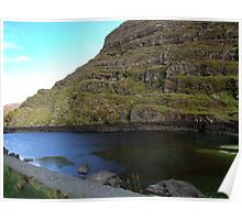 Mountain Lake - Gap of Dunloe, Kerry, Ireland Poster