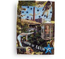 Garden of Eatin' Canvas Print