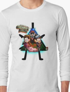 Gravity falls Long Sleeve T-Shirt