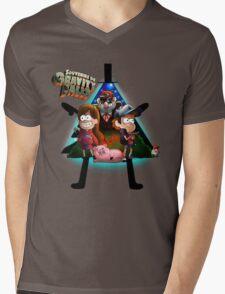 Gravity falls Mens V-Neck T-Shirt