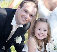 Groom & Niece by Belinda Fletcher