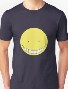 korosensei Assasination Classrom Square Face Unisex T-Shirt