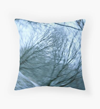 Wind Series III Throw Pillow