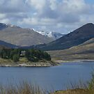 Kyle of Lochalsh - beautiful landscape by BronReid
