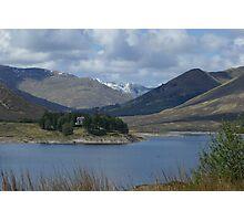 Kyle of Lochalsh - beautiful landscape Photographic Print