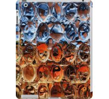Mettalic puddles iPad Case/Skin
