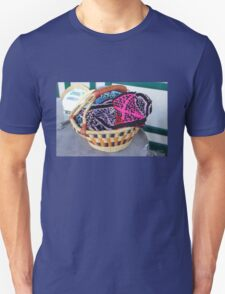 Basket of Knitted Things T-Shirt