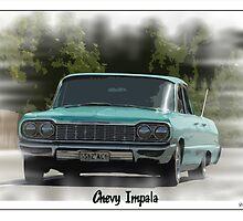 Chevy Impala by MidnightRocker