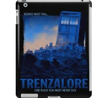 Trenzalore iPad Case/Skin