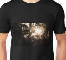 Sepia Sunset Unisex T-Shirt