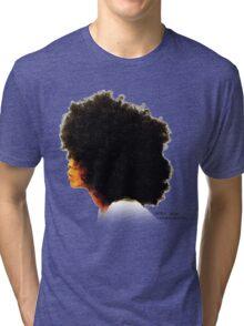 WORLDWIDE UNDERGROUND Tri-blend T-Shirt