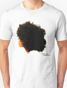WORLDWIDE UNDERGROUND Unisex T-Shirt