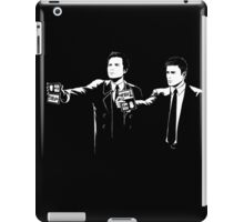 FBI Fiction iPad Case/Skin