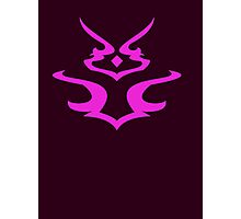Juri Han Chest Crest Photographic Print