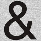 Ampersand (Helvetica Neue) by laurenschroer