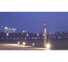 Greenwich Blue Photographic Print