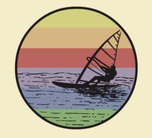 Windsurfing by Paul Simms