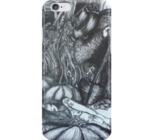 The pumpkineater iPhone Case/Skin