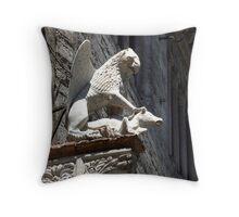 Perugia symbols Throw Pillow