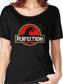 Perfection: Tremors Park Women's Relaxed Fit T-Shirt