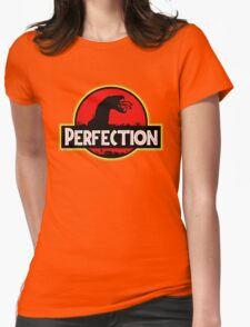 Perfection: Tremors Park Womens Fitted T-Shirt