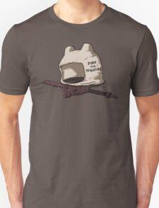 Born for Adventure Unisex T-Shirt
