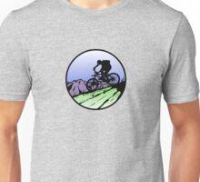 biking Unisex T-Shirt