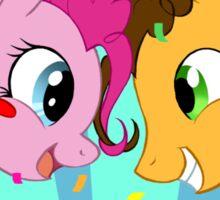 Super Duper Party Ponies Sticker