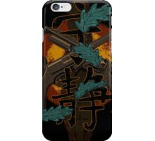 Leaves on the Wind iPhone Case/Skin