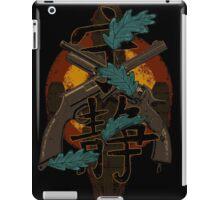 Leaves on the Wind iPad Case/Skin