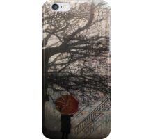 Out Walking iPhone Case/Skin