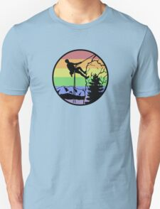 rockclimbing Unisex T-Shirt