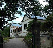 Port Arthur, Tasmania, Commandant's House by BronReid