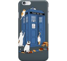 Time Travelers iPhone Case/Skin
