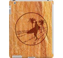 surfing iPad Case/Skin