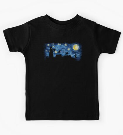 Starry Fight Kids Tee