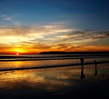 Coronado Sunset by Michael Chong