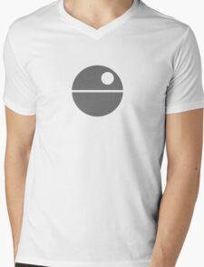 Star Wars - Death Star Mens V-Neck T-Shirt